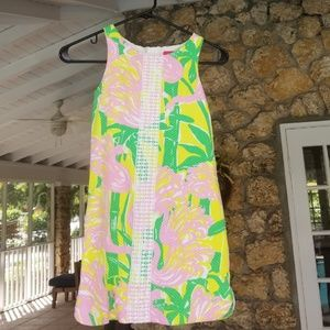 Lilly Pulitzer Tropical Shift Dress
